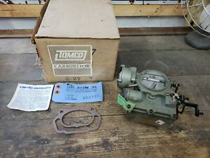 Rochester Gm 2 Jet 2bbl Carburetor Carb Reman 1963 67 Chevy Gmc Truck Others