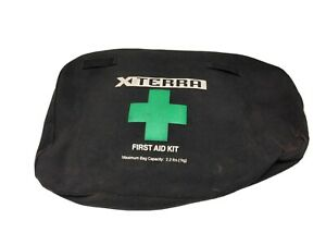 2000 2004 Nissan Xterra First Aid Kit Bag Oem With Contents