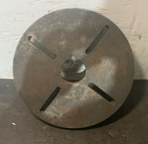 12 Lathe Faceplate Dog L0 Spindle Machinist Milling Chuck