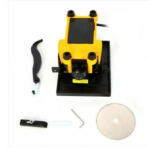 4 Lightweight Table Saw Cutting Tool Low noise Metal Wood Stone Cutting Machine