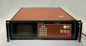 Inficon Ic6000 Thin Film Deposition Controller Thickness Monitor