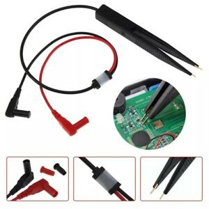 Aneng Smd Chip Component Lcr Testing Tool Multimeter Tester Clip Meter Pen Probe
