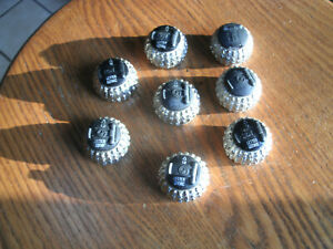 Ibm Selectric L Ll Iii Typewriter Type Balls Elements Used Mixed Brands Select