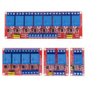 Fuse Electronic Modules Relay Module Extend Board Solid State Relay Module