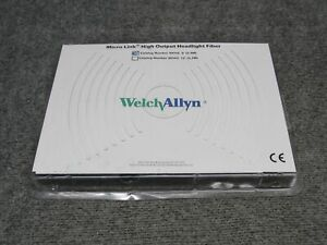 Welch Allyn 8 2 4m Micro Link High Output Headlight Fiber Optic Cable 90142
