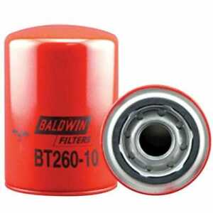 Filter Hydraulic Or Transmission Spin On Bt260 10 Compatible With New Holland
