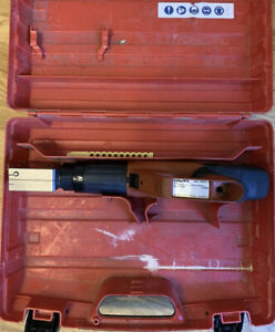 Hilti Dx 462 Metal Stamping Tool Powder actuated Tool Dx460 X hm Head Piston