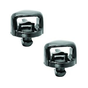 Reese 58468 Gooseneck Trailer Hitch Safety Chain Attachment Black