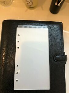 Cloth And Paper Monthly Top Tab Dividers personal