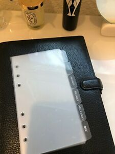 Cloth And Paper Ceo Side Tab Dividers personal
