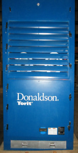 Used Donaldson Torit Dws 6 Downflo Workstation Dust Collector Booth 7 5 Hp