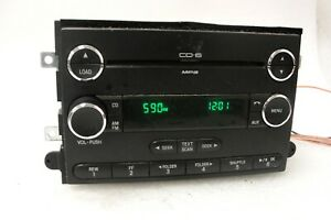 Ford Mp3 6 Cd Radio Am Fm W Sync Expedition Mustang Fusion F150 04 14 8e5t Oem