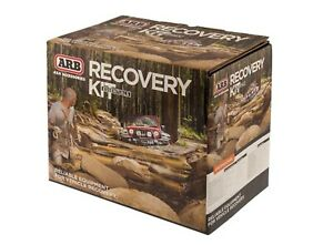 Arb Rk11 Vehicle Recovery Kit Winch Accessories