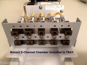 Waters Alliance Uplc 5 Chambers replacement Hplc Vacuum Degasser 289000622 New