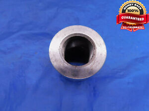 Shop Made 3 4 20 Thread Ring Gage 75 750 7500 3 4 20 Inspection Check