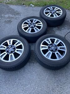 20 Inch Tundra Wheels And Tires
