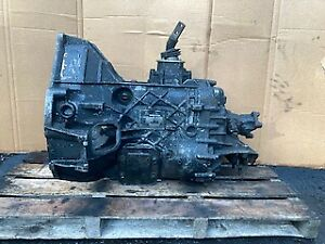 Ford Zf 7 3 Diesel Five Speed 2wd S5 42 Transmission Good Condition