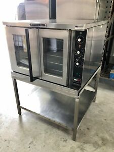 Bki Electric Convection Oven 208v 3 1 Phase
