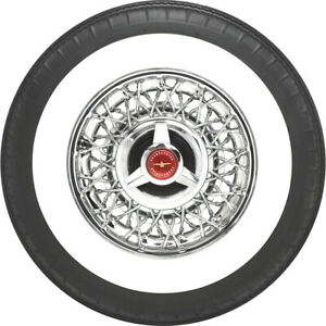 Coker Tire 800r14 American Classic Bias Look Radial 2 25 Whitewall Tire