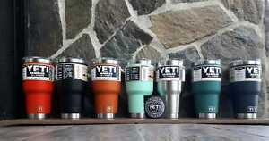 YETI Rambler 30 oz Stainless Steel Vacuum Insulated Tumbler With Magslider Lid $30.30