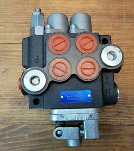 Hydraulic Directional Control Valve For Tractor Loader No Joystick Jyp40 0t 2 1