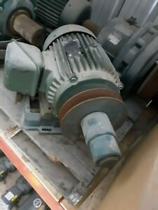 Motor variable Speed Reducer Drive 7 1 2 Hp 59 1