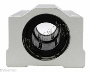 25mm Linear Balls Bearing Twin Block Slide Unit Ball