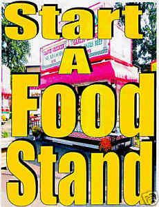 How You Can Make Make Money Start Food Concession Stand Trailer Cart