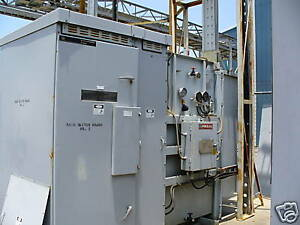 Ge Prolec 1500 1680 Kva Transformer Unit Substation