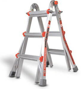13 1aa Little Giant Super Duty Ladder 375lb Rated 10401