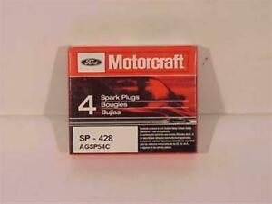 Ford Motorcraft Sp 428 Spark Plugs 4 Ea
