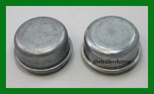 Dust Grease Cap Cover For 1 98 Trailer Hubs Axles