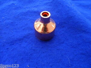 2 X 1 2 Copper Reducer Coupling fits 2 1 8 od X 5 8 od Pipe free Shipping