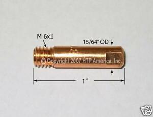 10 023 Chicago Electric Mig Welder Contact Tips Parts