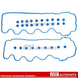 Fits 07 14 Ford Expedition Lincoln Mercury 4 6 5 4 3v Triton Valve Cover Gasket