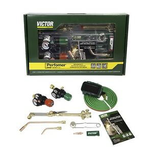 Victor Performer 2 0 Welding Cutting Outfit 0384 2126