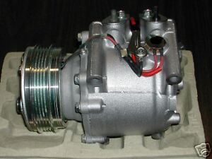 New Ac Compressor Honda Civic 2001 2002 1 Pin