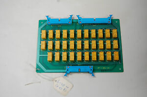 Seiki L Seiki Cnc Solid State Relay Board Pt Ds 01 Ptds01 Pt Ds 01