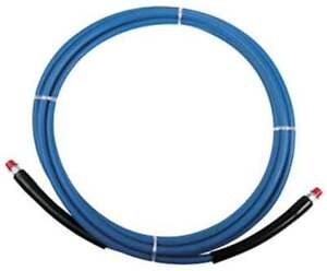 25 High Pressure Solution Hose With Qd Ah170 Hydro force