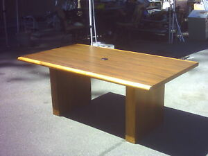 Conference Room Table 42 x72 We Deliver Locally Nor Ca