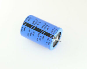 25x 6800uf 100v Radial Snap In Mount Aluminum Electrolytic Capacitor Dc 6800 Mfd