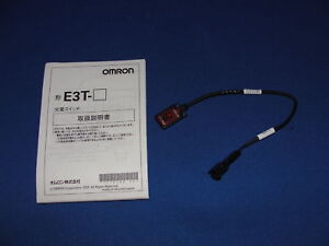 Omron Photoelectric Sensor Switch E3t fd13 New