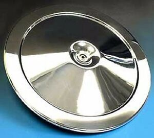 Corvette chevelle Camaro Premium Quality Chrome Air Cleaner Top Lid