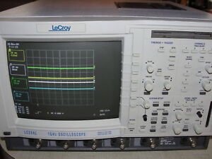 Lecroy Lc534l Digital Oscilloscope 1ghz