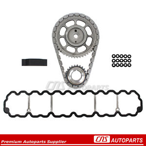 Timing Chain W Valve Cover Gasket Fits 96 98 Jeep Grand Cherokee Wrangler 4 0l
