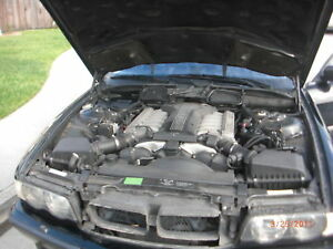 1999 2001 Bmw V12 V 12 Engine Motor E38 750il 750i 750