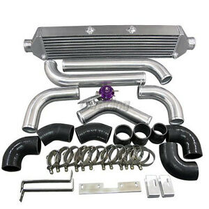 Cx Intercooler 2 5 Piping Brackets Kit For 2010 2nd Gen Mazdaspeed3 2 3l Disi