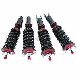 Cxracing 32 Step Damper Coilovers Suspension For 96 00 Civic Ek