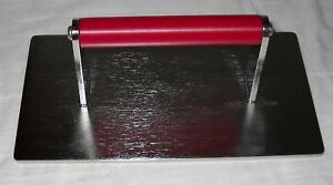 Super Heavy Stainless Steel 5lb Meat Press 11 x6 Steak Weight 5003855