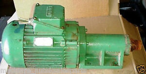Perske Motor Router Drill Head Frl 90 14 2 _ Frl90142 12hp 17800 Rpm Spindle